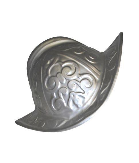 Conquistador hjelm i plastik