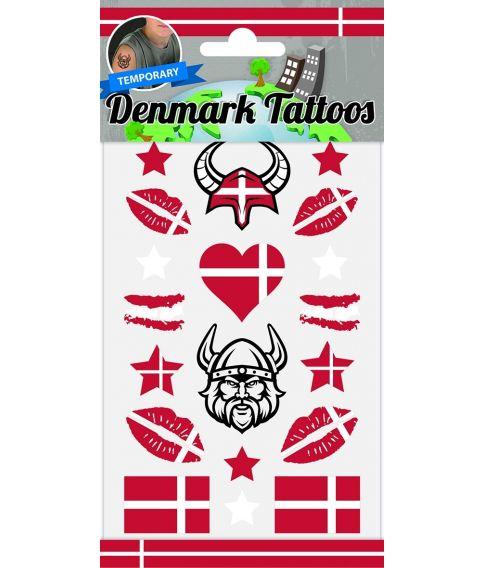 Danmark tatoveringer.