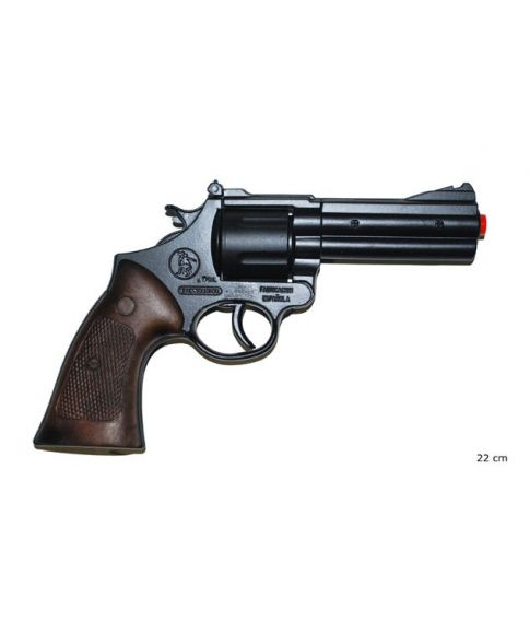 Revolver, 12 skud
