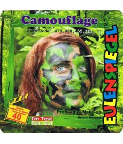 Camouflage, 4 farver