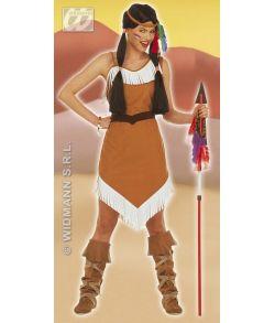 Indianer spyd