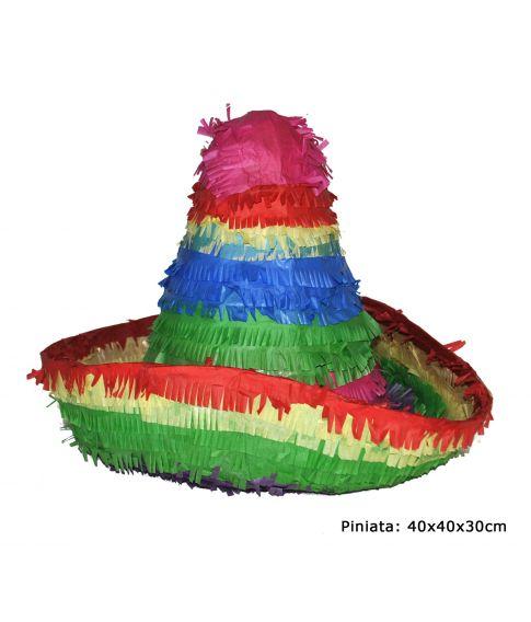 Pinata, Sombrero