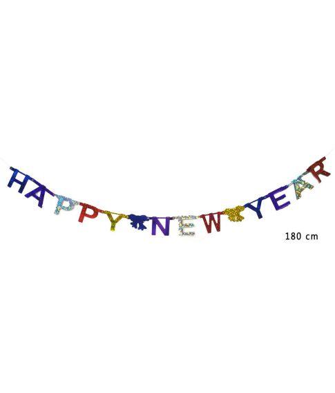 Happy New Year guirlande