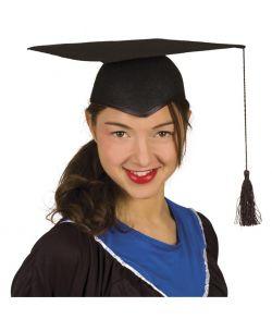Graduerings hat med kvast.