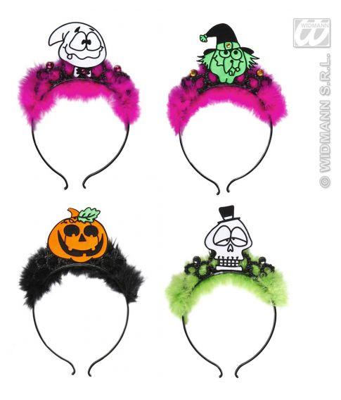 Halloweenhårbøjle