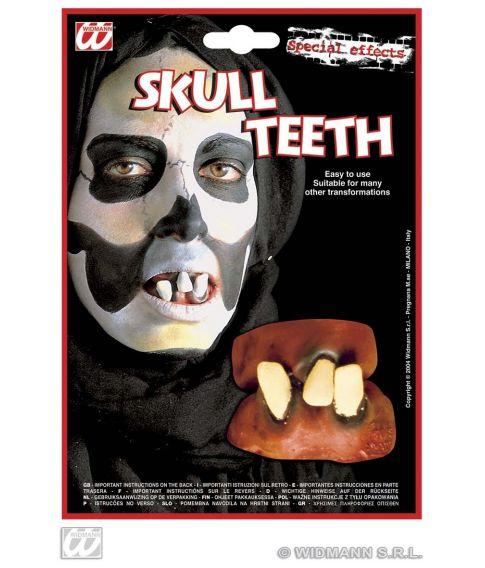 Uhyggelige tænder