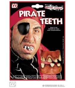 Pirattænder
