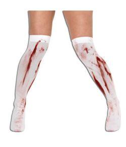 Blodige strømper