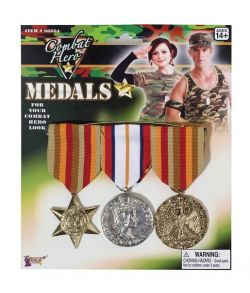 Militærmedaljer