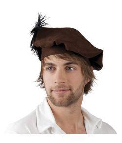 Middelalder baret