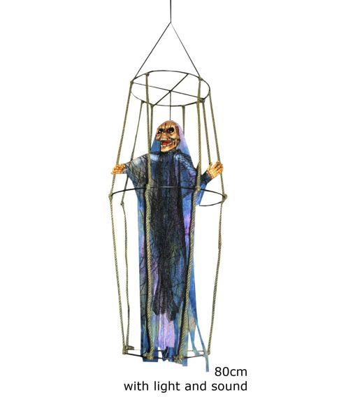 Spøgelse i bur