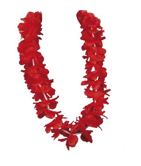 Hawaiikrans, rød