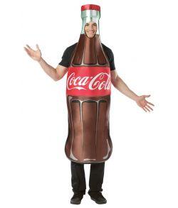 Coca Cola flaske kostume
