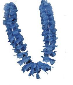 Hawaiikrans, blå