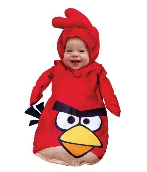 Angry Birds, barn