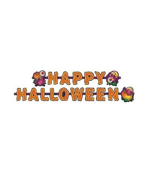 Halloween guirlande