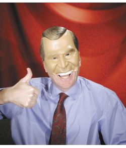 George Bush Jr. maske