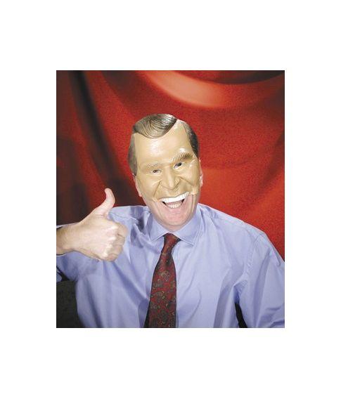 George Bush Jr. maske