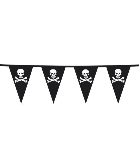 Vimpelguirlande, pirat