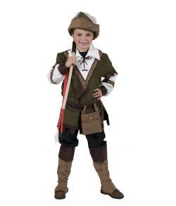 Robin Hood kostume til børn