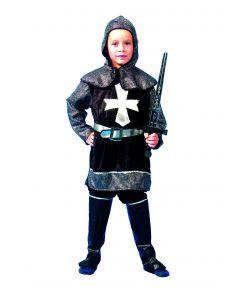 Ridder kostume til børn