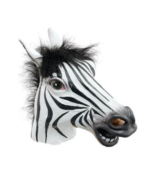 Zebra maske