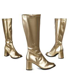 Støvler, guld