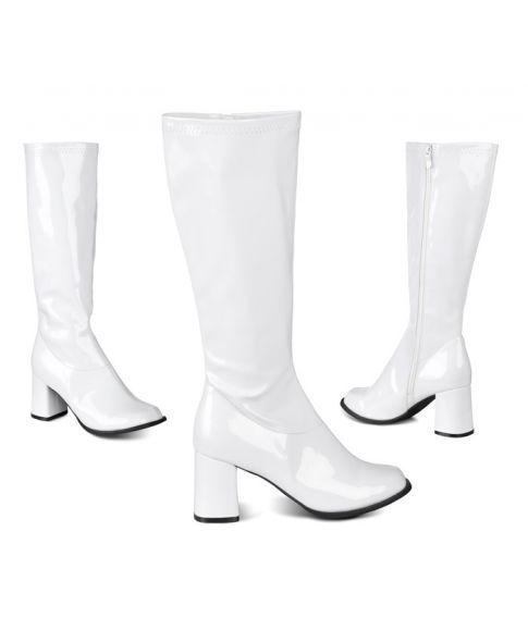 Støvler, hvide