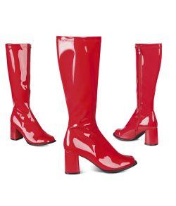 Støvler, røde