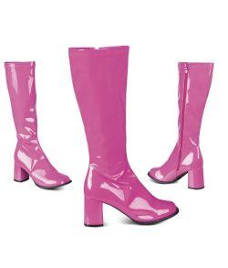 Støvler, fuchsia