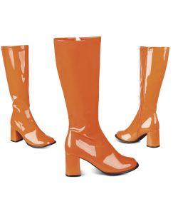 Støvler, orange
