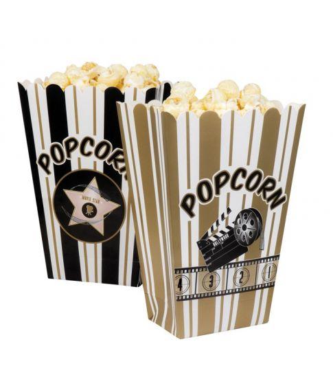 Popcornbæger