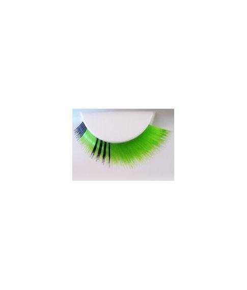 Grøn/sort vipper
