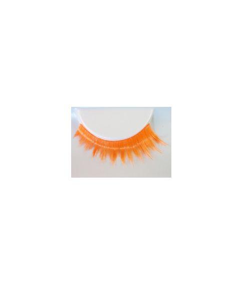 Orange vipper, UV