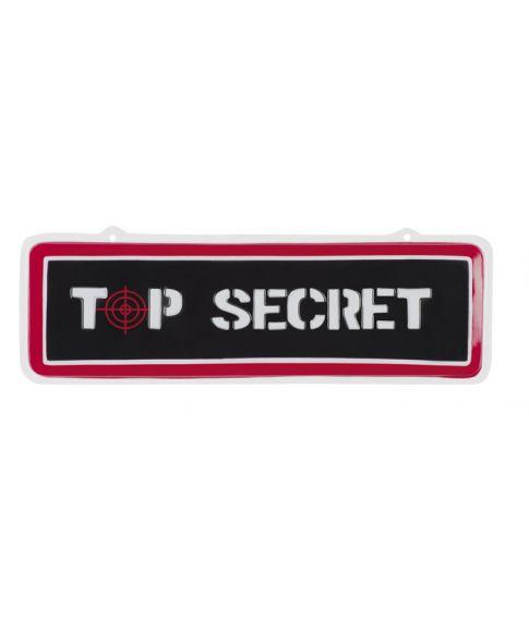 Top Secret skilt
