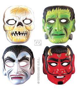 Halloweenmasker