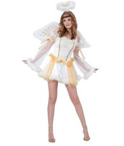 Engel kostume