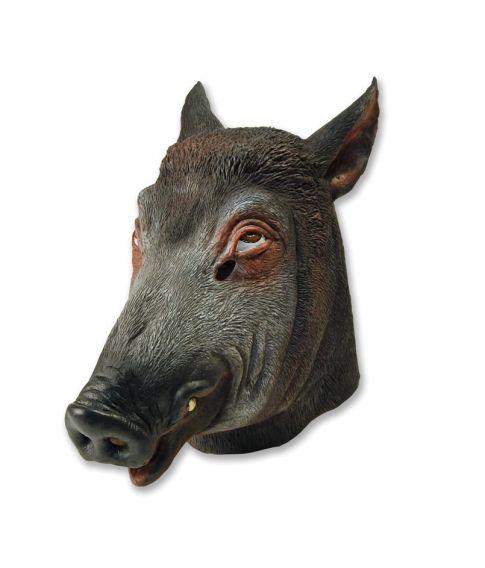 Vildsvin maske