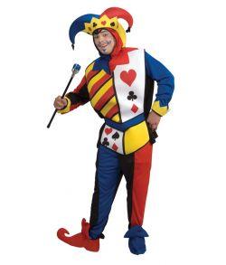 Spillekort kostume, Joker