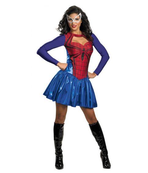 Spidergirl kostume