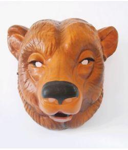 Bjørne maske