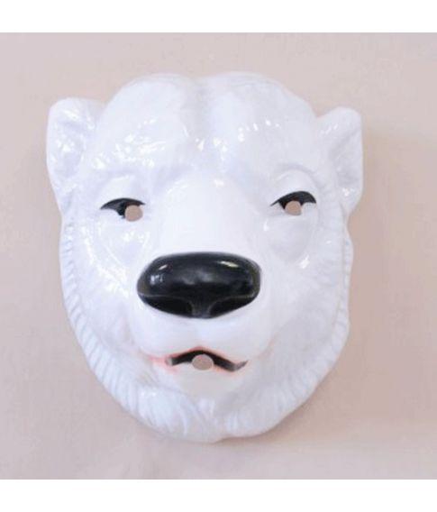 Isbjørn maske