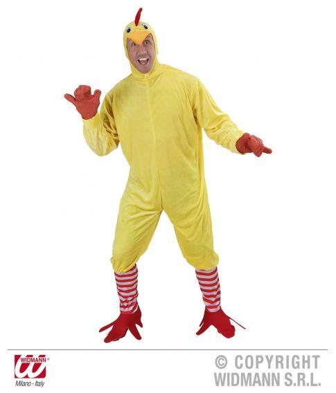 Kyllinge kostume