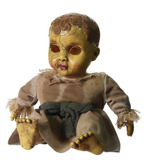 Hjemsøgt dukke