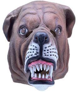 Bulldog maske