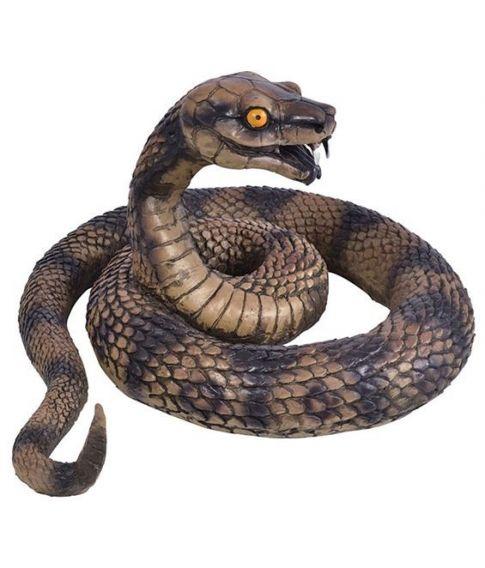 Sammenrullet slange
