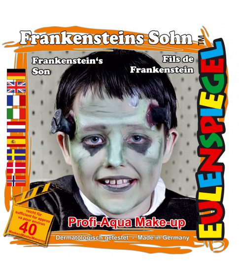 Frankenstein, 4 farver