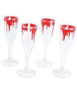Blodige glas