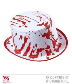 Blodig høj hat