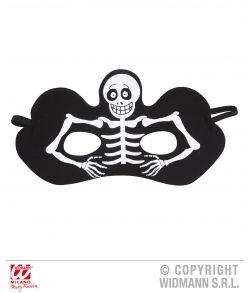 Skelet halvmaske